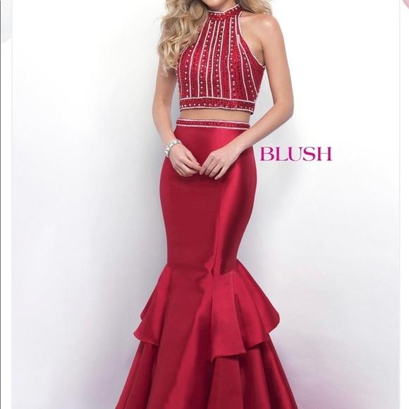 Blush Dresses & Skirts - Prom Dress